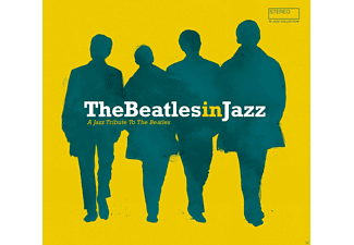 VARIOUS - The Beatles In Jazz - (CD)