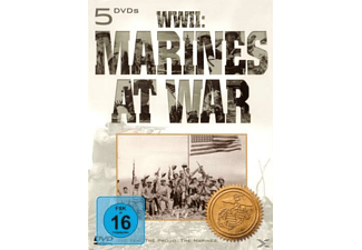 WWII - Marines at War - (DVD)