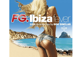 VARIOUS - Ibiza Fever 2016 - (CD)
