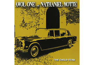 Awol One, Nathaniel Motte - The Child Star - (Vinyl)