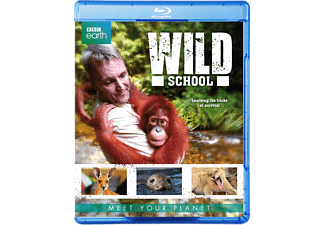 BBC Earth - Wild School | Blu-ray