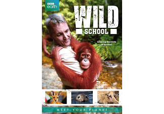 BBC Earth - Wild School | DVD