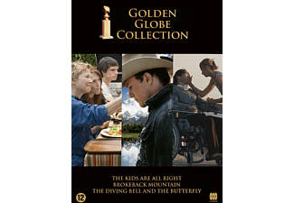 Golden Globe Collection | DVD