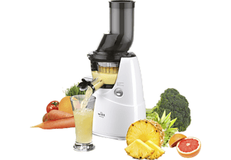 Witt By Kuvings Slow Juicer Review : WITT Witt by Kuvings Slow Juicer B6100W vatten & Juice - Handla online hos Media Markt