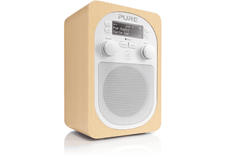 PURE Evoke D2 Bluetooth Esdoorn