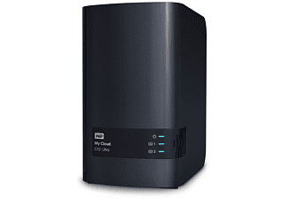 WD My Cloud EX2 Ultra 4TB