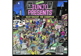 Henry 'junjo' Lawes, VARIOUS - Junjo Presents: Heavyweight Dub...(2CD Digipak) - (CD)