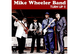 Mike Wheeler Band - Turn Up! (Cd) - (CD)