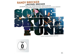 Randy Brecker, Michael Brecker, VARIOUS, The WDR Big Band Köln - Some Skunk Funk (Live At Leverkusener Jazztage) - (DVD)
