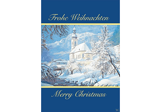 VARIOUS - Xmas Church - Classical Christmas Highlights - (CD)
