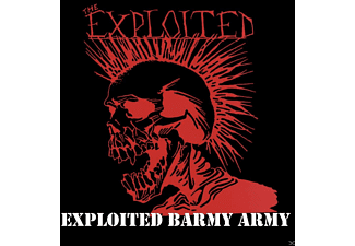 The Exploited - Exploited Barmy Army - (CD)