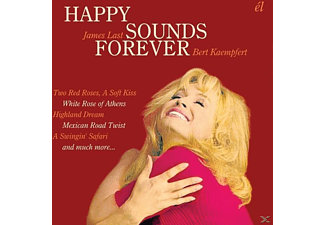 LAST,JAMES & KAEMPFERT,BERT - Happy Sounds Forever - (CD)
