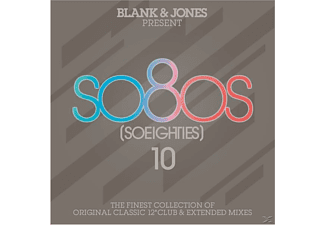 VARIOUS - Present So8os [So Eighties] 10 (Deluxe Box) - (CD)