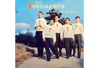 The Teenagers - Feat. Frankie Lymon - (CD)
