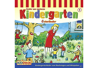 VARIOUS - Kindergarten-Osterlieder - (CD)