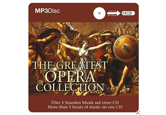 VARIOUS - The Greatest Opera Collection - (CD)