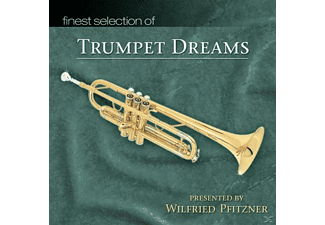 Wilfried Pfitzner - TRUMPET DREAMS [CD]