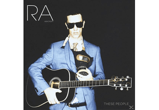 Richard Ashcroft - These People - (CD)