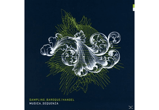 Musica Sequenza - Sampling Baroque Handel - (CD)