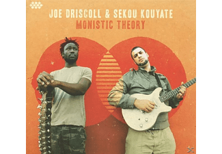 Driscoll,Joe/Kouyate,Sekou - Monistic Theory - (CD)
