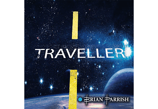 Brian Parrish - Traveller - (CD)