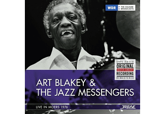 Art Blakey and the Jazz Messengers - Art Blakey-1976 Moers [CD]
