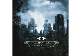 Omnium Gatherum - New World Shadows (Ltd.Gatefold-Black Vinyl 180) - (Vinyl)