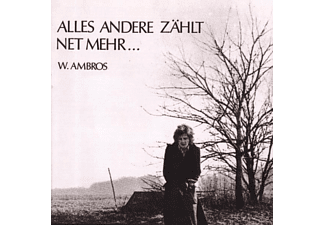 Wolfgang Ambros Alles Andere Zählt Net Mehr... Pop CD