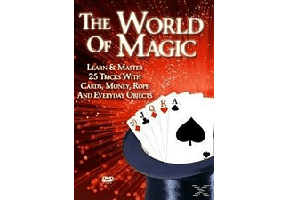 The World of Magic - (DVD)