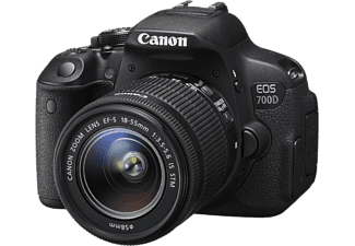 CANON EOS 700D + 18-55mm IS STM (8596B028AB)