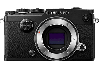 OLYMPUS PEN-F Body Black - (V204060BE000)