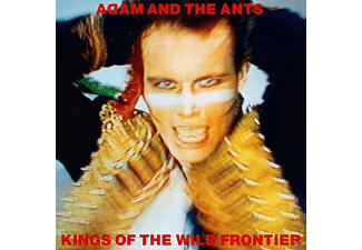 Adam and the Ants - Kings Of The Wild Frontier (Super Deluxe Edition) - (CD)