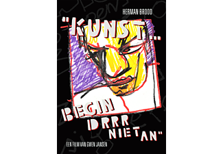 Kunst... Begin Drrr Niet An | DVD