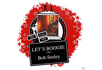 Bob Seeley - Let's Boogie! [CD]