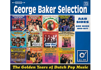George Baker Selection - The Golden Years Of Dutch Pop Music: George Baker Selection | CD