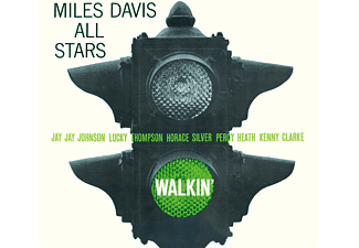 Miles Davis - Walkin' With The Miles Davis Quintet | CD