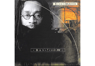 Bobby McFerrin - BANG! ZOOM! - (CD)
