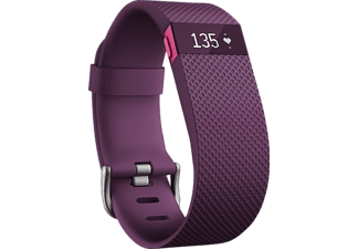 FITBIT Charge HR FB405PMXL-EU Plum Extra Large