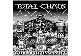 Total Chaos - World Of Insanity - (CD)