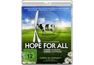 Hope for All. Unsere Nahrung - Unsere Hoffnung - (Blu-ray)