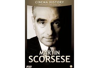 Martin Scorsese - Through The Eyes Of | DVD