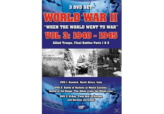 Wwiivol 3:Allied Troops, Final Battles Part 1 + 2 - (DVD)