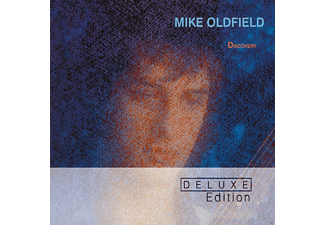 Mike Oldfield - Discovery (2015 Remastered) (2cd+Dvd Deluxe Edt.) - (CD + DVD Video)