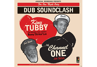 King Tubby, VARIOUS - Dub Soundclash:King Tubby Vs Channel One - (CD)