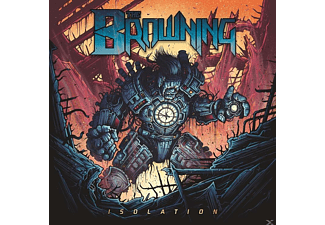 The Browning - Isolation (Ltd.Edt.Blue Vinyl) - (Vinyl)