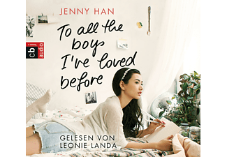 Jenny Han - To all the boys I've loved before [Kinder/Jugend, CD]