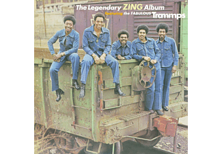 The Trammps - The Legendary Zing! Album (Expanded Edition) - (CD)