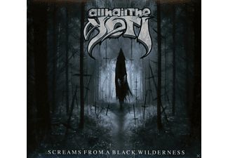 All Hail The Yeti - Screams Of A Black Wilderness (Digipak) - (CD)