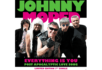 Johnny Moped - Everything Is You / Post Apocalyptic Love Son - (Vinyl)