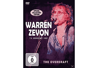 Warren Zevon - The Overdraft-Live - (DVD)